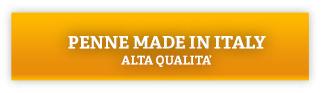 Penne Made in Italy alta qualità